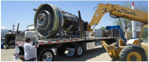 Aircraft Recycling - Airplane Recycling | Ecycle Environmental